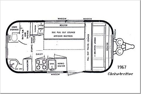 1963 Airstream Wiring Diagram Airstream Panel Diagram