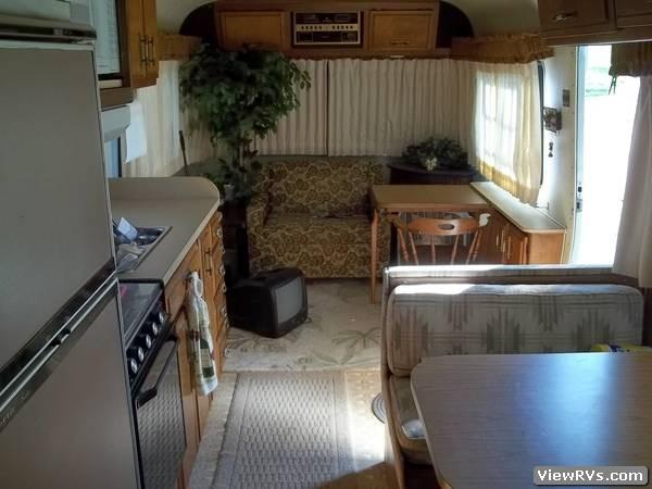 1985 Avion Travel Trailer 34V A  ViewRvscom