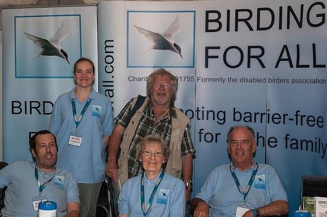 Off to the British Bird Fair