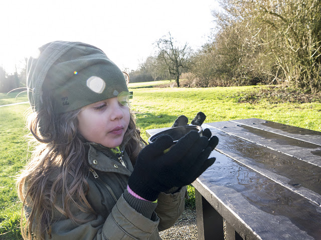 Picnic in the Park another of my 5 Things to #GetOutside with the kids this half term