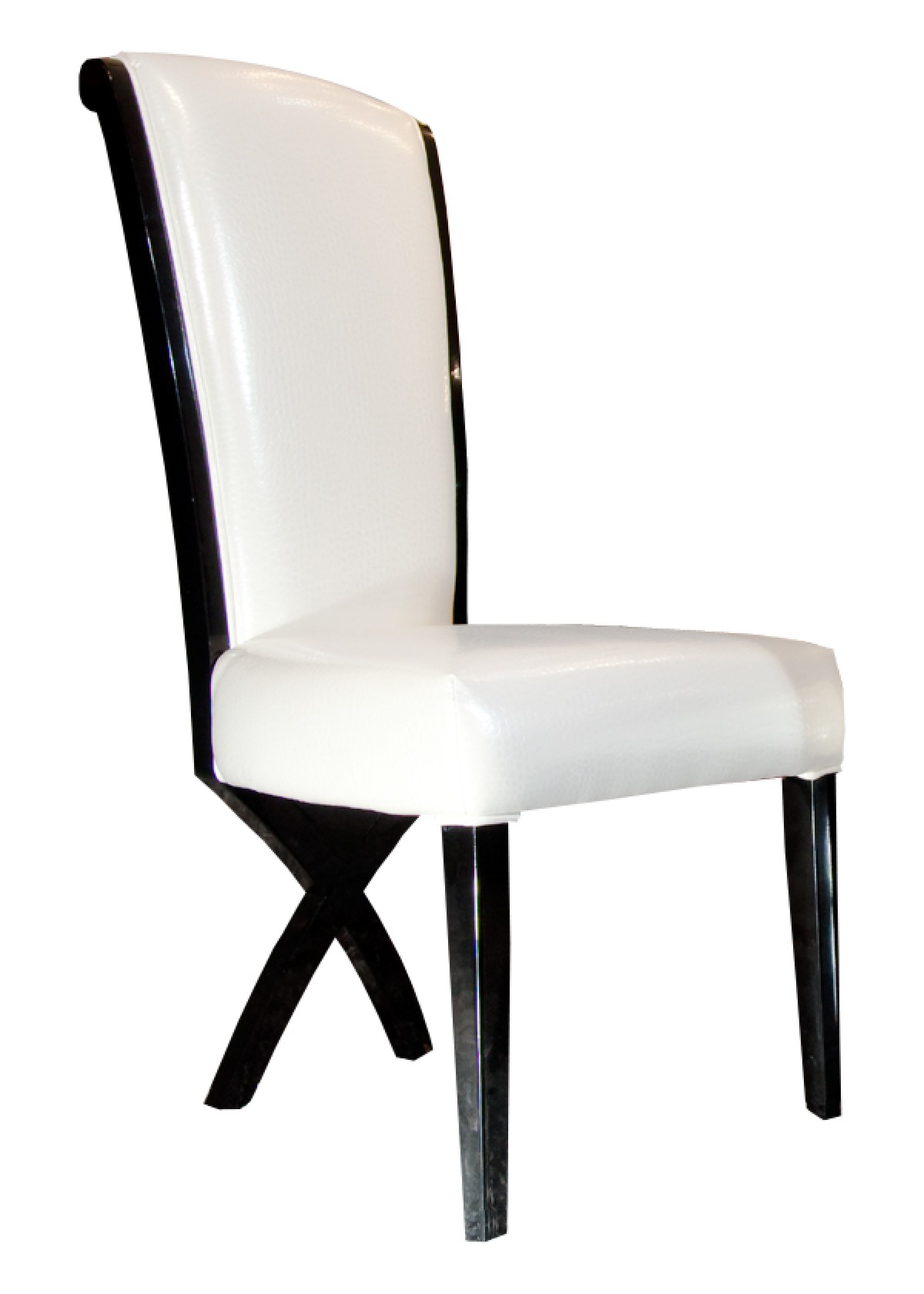 transitional dining chairs chair rental new orleans a andx xena x leg side set of 2