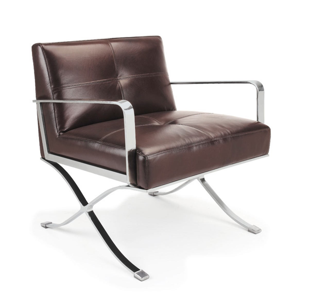 leather chair modern plastic outdoor chairs divani casa ec 011 lounge gallery image 83 small thumbnail 119