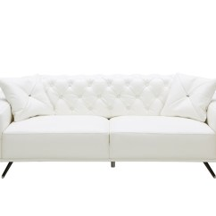 Modern White Sofa Table Harvey Norman York Bed With Chaise Elegant Contemporary 59 On
