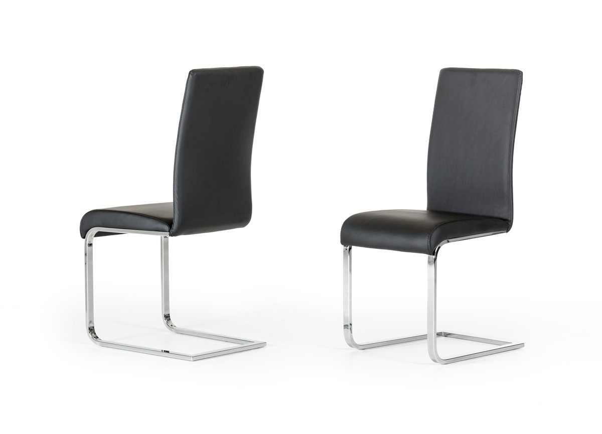 modern black chair set lj events covers crane dining of 2