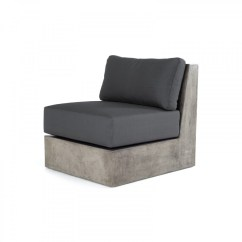 Sofa Versus Couch Cleaning Companies In Pune Modrest Indigo Contemporary Grey Concrete Sectional ...