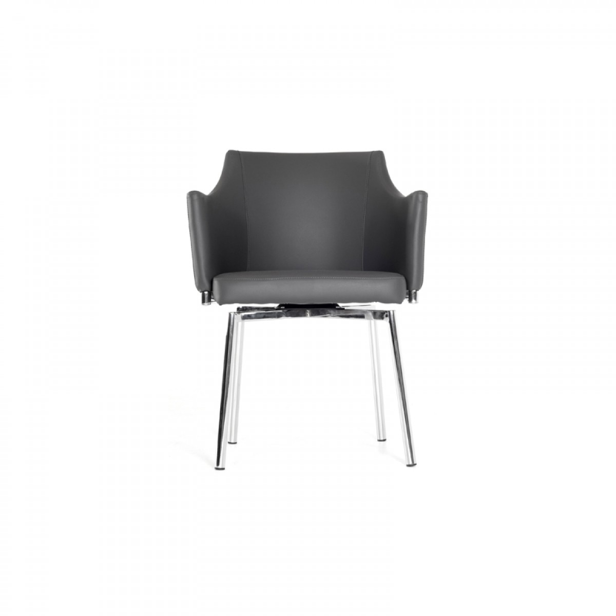 modern gray dining chairs salon pictures modrest kaweah grey chair