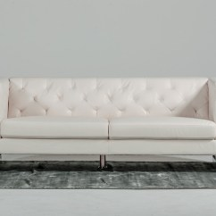 4087 Modern Bonded Leather Sectional Sofa With Recliners Reupholster Old Cost 2 Divani Casa Windsor Tufted Eco Set