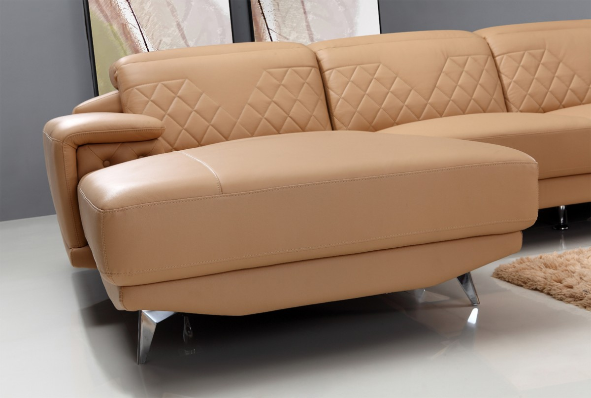 polo divani contemporary leather recliner sofa settee difference casa t737 modern sectional