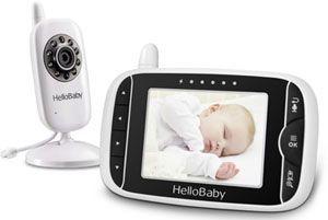 Vigilabebes HelloBaby HB32