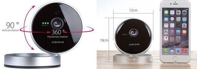 Crenova C100E movil -