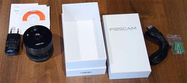 Foscam C1 contenido - 600