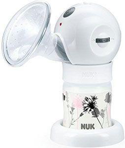 Sacaleches eléctrico Nuk Luna: análisis en detalle