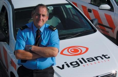 Security guard services in Somerset: Jon Allen