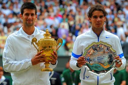 Dominant Djokovic Wins His First Wimbledon Title Where S The American Representation Vigilant Sports