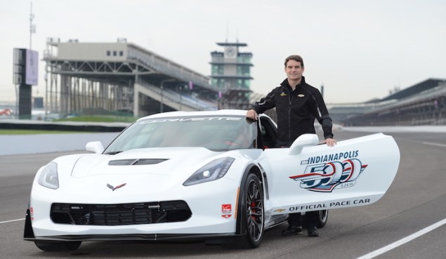 Jeff Gordon will be on the track for this year's Indy 500— but he won't be racing.