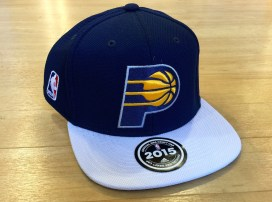 The Pacers' official draft cap for 2015.
