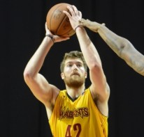 Whittington spent most of last season with the Mad Ants.