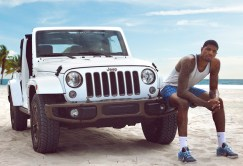 PG's Jeep commercials were filmed at Crandon Park — outside of Miami, Fla. [Photo: Jeep]