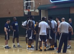 Pacers breaks it down following a workout with six draft prospects.