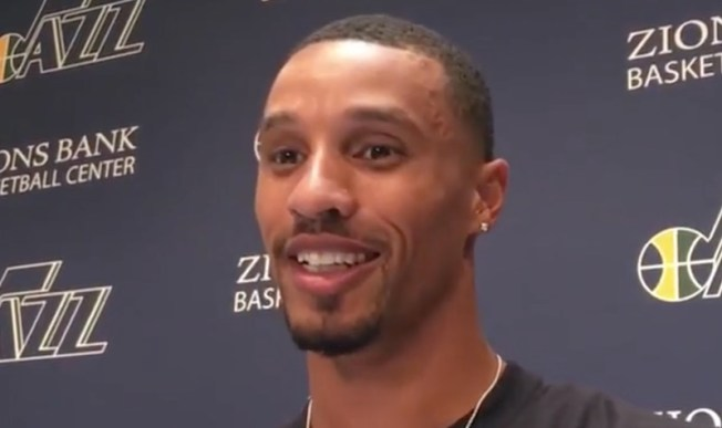 George Hill joins his third franchise, the Utah Jazz.