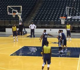 Pacers have 19 players in camp, including 16 with guaranteed contracts.