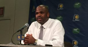 Coach McMillan stood back and did not call many plays.