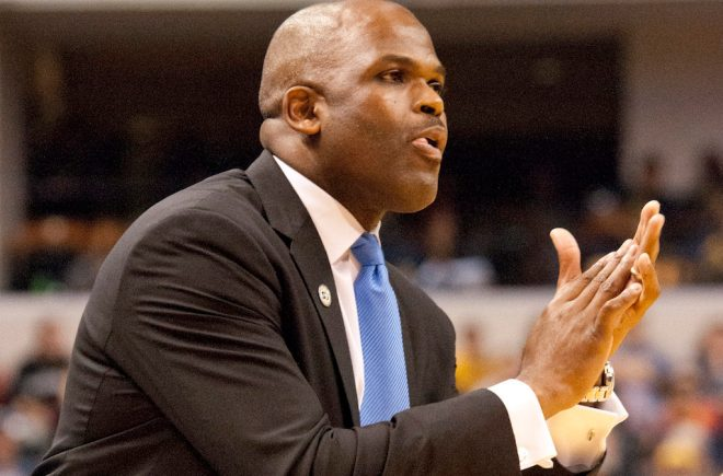 Nate McMillan is 480-455 in his 13th season as an NBA head coach.