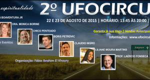 Arte do convite para o 2º UFOcircuito