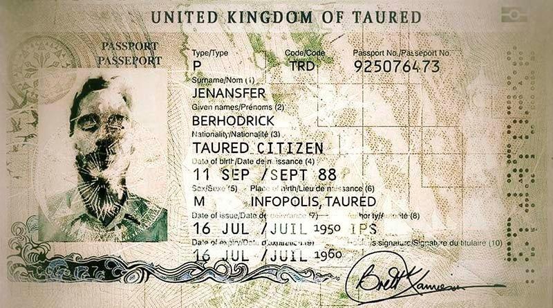 Conheça a intrigante história do homem de Taured