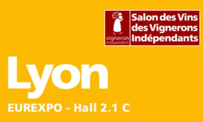 12me Salon des Vins des Vignerons Indpendants  Lyon Eurexpo  Vignerons Indpendants