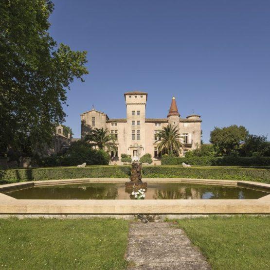 Chateau viticole languedoc à vendre