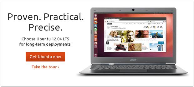 Home - Ubuntu