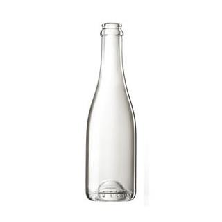 bouteille champenoise vin 37 5cl en verre