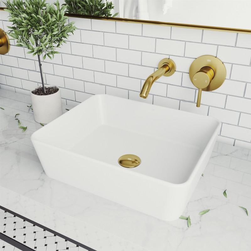 vigo marigold matte stone bathroom