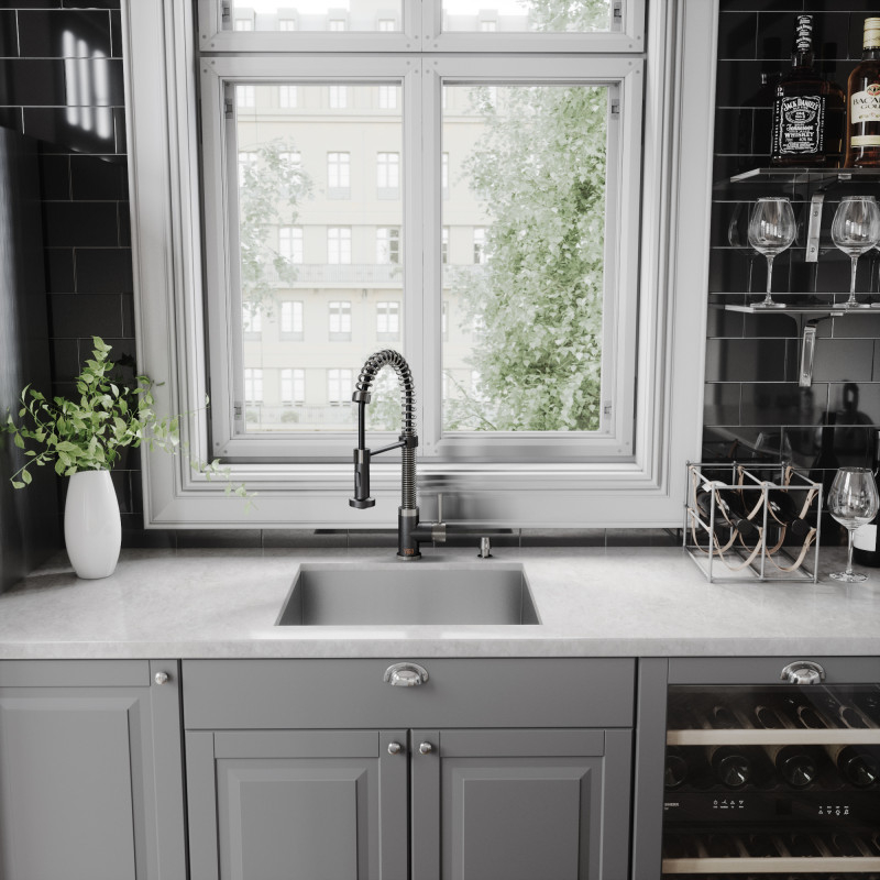 pull down faucets vs pull out faucets