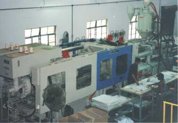 Injection Moulding Machines Moulded Accessories Gas