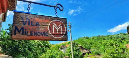Rajačke Pivnice – Vila Milenović