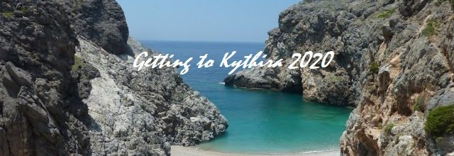 Getting to Kythira