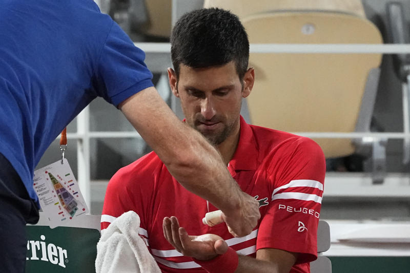ynsdazidcfmhcra060c27cd8a4880 French Open: Let battle commence, says Djokovic ahead of Nadal showdown