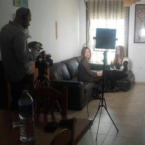 entrevista TVE