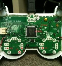 xbox 360 wireless controller wiring diagram xbox free red dead 2 xbox controller diagram xbox controller actual size [ 1024 x 768 Pixel ]
