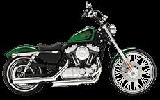 Sportster Seventy Two 72 Motorcycle Saddlebags