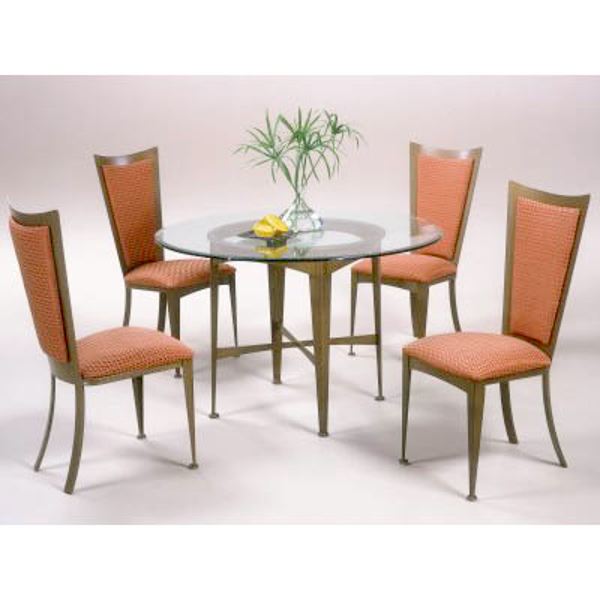 saloom kitchen tables pantry doors home depot johnston casuals dining furniture - viking casual