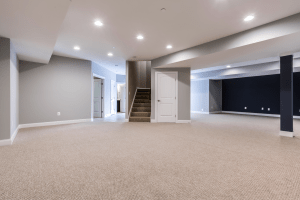 Why You Should Consider a Finished Basement for Your Custom Home