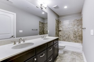 Bathroom Features to Expect with Viking Custom Homes