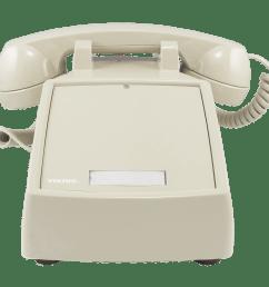 hot line desk phone ash color [ 1000 x 1000 Pixel ]