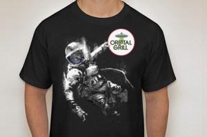 orbital grill t shirt design viking forge design