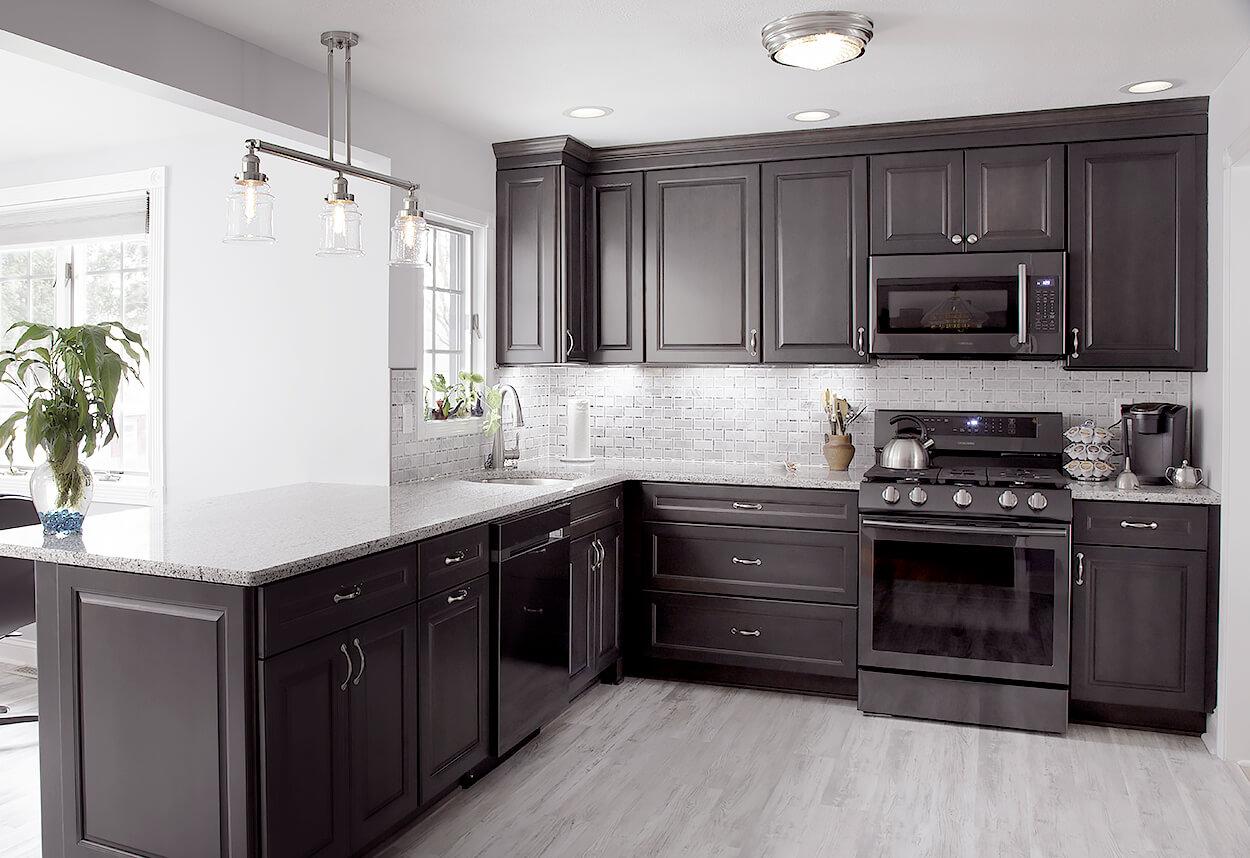 West Haven Kitchen  Viking Kitchen Cabinets