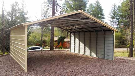 Metal Garages For Sale Buy Prefab Metal Buildings Viking Metal
