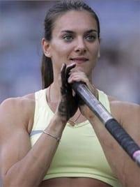 Yelena Isinbayeva, Russia
